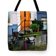 Amsterdam Door Tote Bag