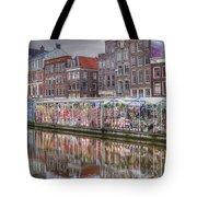 Amsterdam Flower Market Tote Bag