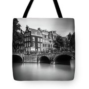 Amsterdam, Leliegracht Tote Bag