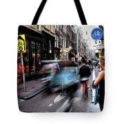 Amsterdam Street Speed Tote Bag