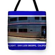 Amtrak San Luis Obispo Tote Bag