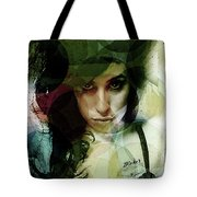 Amy Whirls  Tote Bag