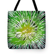 An Abstract Scene Of Sea Anemone 2 Tote Bag