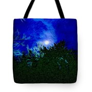 An Affair With Isolation_forest Tote Bag