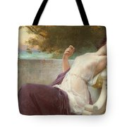 An Afternoon Rest Tote Bag