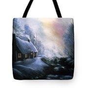 An Alaskan Night Tote Bag