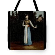 An Albanian Woman Tote Bag