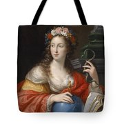 An Allegory Of Intelligence Tote Bag