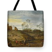 An Allegory Of Spring Tote Bag