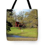 An American Farmer Tote Bag