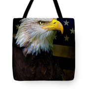 An American Icon Tote Bag by Chris Lord