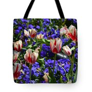 An American Spring Tote Bag