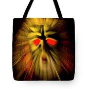 An Angry God Tote Bag
