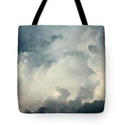 An Angry Old Man Tote Bag