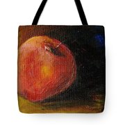 An Apple - A Solitude Tote Bag