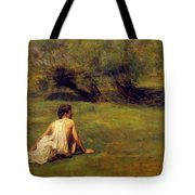 An Arcadian Tote Bag