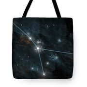 An Artists Depiction Tote Bag