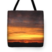 An Astounding Sky Tote Bag