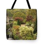 An Autumn Garden  Tote Bag