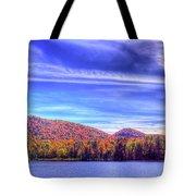 An Autumn Panorama Tote Bag