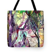 An Autumn Pattern Tote Bag