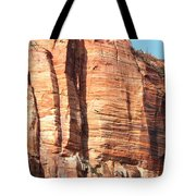 An Eagle Soars Tote Bag