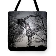 An Eclipse Of The Heart? Tote Bag