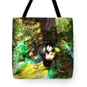 An Enchanted Moment Tote Bag