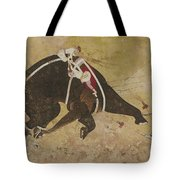 An Enraged Elephant Tote Bag