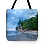 An Evening At The Chapel Tote Bag