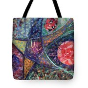 An Evening Of Dance Tote Bag