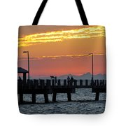 An Evenings Cast Tote Bag