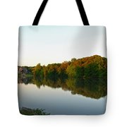 An Excellent Vantage Point Tote Bag