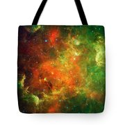 An Extended Stellar Family - North American Nebula Tote Bag