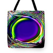 An Eye For Color Tote Bag