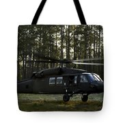 An Hh-60 Pave Hawk Evacuates Injured Tote Bag