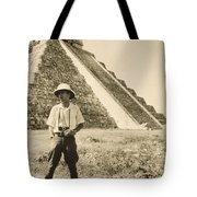 An Informal Portrait Of Photographer Tote Bag