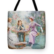 An Interested Audience Tote Bag