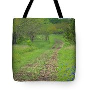 An Inviting Path Tote Bag