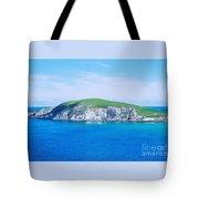 An Island In Ireland Tote Bag
