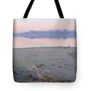 An Island Sunset Tote Bag