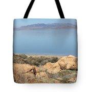 An Island View 2 Tote Bag