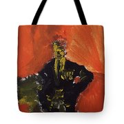 An Isolated Commander Tote Bag