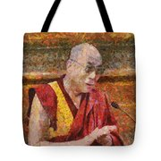 An Ocean Of Wisdom In A Sea Of Storms Tote Bag