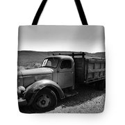 An Old Clunker Tote Bag