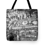 An Old Fashioned Carnival Tote Bag