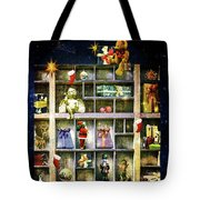 An Old Fashioned Christmas Wish Tote Bag by Chris Armytage