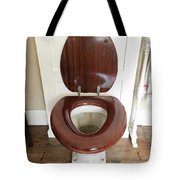 An Old Toilet Tote Bag