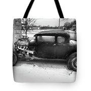 An Older Model Tote Bag