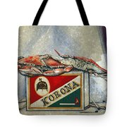 An Old Flame Tote Bag